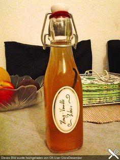 Vanille - Likör mit Honig, ein schönes Rezept aus der Kategorie Likör. Bewertungen: 25. Durchschnitt: Ø 4,4.