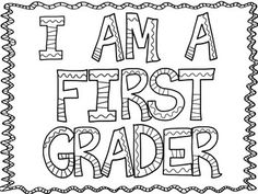 BACK TO SCHOOL poem (First Grade Rocks). Change the grade