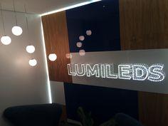 Logo Lumileds #acrilico