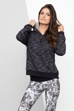CASACO COLD COMFORT • LIVE! • #shoponline #fitness #yoga #coat