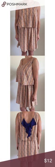 ✨2 for $15✨Blu Pepper Overlay Dress ✨2 for $15 - Bundle & I'll send offer!✨Overlay dress from Blu Pepper, with bow detail on back. Blu Pepper Dresses