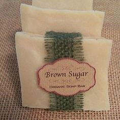 Handmade Natural Unscented Castile with Goat Milk Bar Soap by Brown Sugar Natural Beauty on Opensky