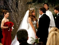 General Hospital- Emily and Nikolas' wedding.