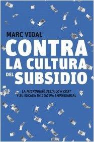 Gran libro de Marc Vidal #emprendedores