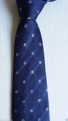 Firth Rixson men dress blue #tie with dots pattern visit our ebay store at  http://stores.ebay.com/esquirestore