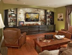 Entertainment Wall Ideas - Bing Images