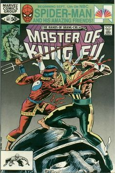 Master of Kung Fu # 107 by Gene Day