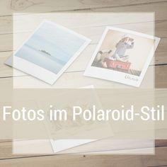 Entdecken Sie unsere Premium Fotos im Polaroid-Stil und verwandeln Sie Ihre Fotos in einzigartige kleine Retro-Kunstwerke.