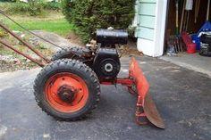 2 wheel walk behind tractor - Google Search