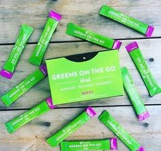 If you're an #ItWorksGoGetter , we know you're definitely a fan of Greens on the GO !!