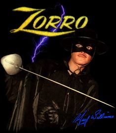 Zorro pictures, photos, posters and screenshots Guy Williams Vintage Tv, Vintage Movies, Tarzan, Disney S, Disney Movies, The Legend Of Zorro, 80s Tv Series, Disney Presents, Western Comics