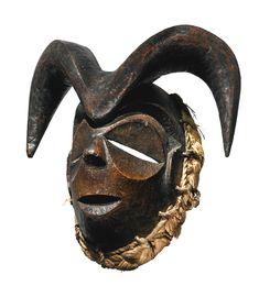 Ogoni Mask, Nigeria | Lot | Sotheby's