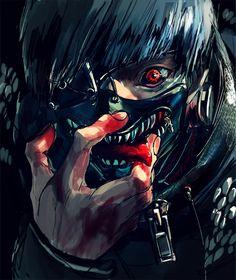 Tokyo Ghoul || Kaneki Ken