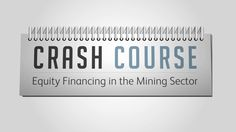 Finance - web 2.0 design style - Equity Financing in Mining on Vimeo