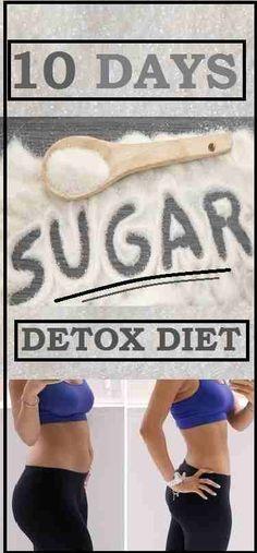 Sugar Detox In 10 Days (Restart Brain and Body)