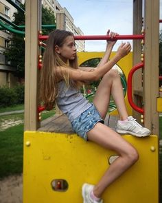 Image may contain 1 person sitting shoes shorts child and outdoor Image may contain 1 person sitting shoes shorts child and outdoor Image may contain … – Preteen Girly Girl Outfits, Cute Little Girl Dresses, Little Girl Models, Cute Young Girl, Beautiful Little Girls, Cute Little Girls, Kids Outfits, Young Girl Fashion, Preteen Girls Fashion