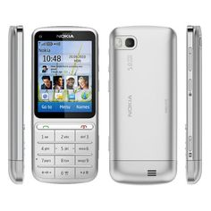 Nokia C3 Touch & Type New Phones, Mobile Phones, Old Phone, Retro, Smartphone, Gadgets, Technology, Supernatural, Tecnologia