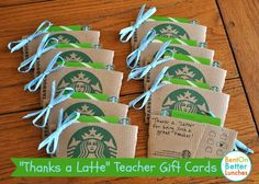 12 Creative Ways To Give Gift Cards - Hydrangea Hippo Blog by Jennifer Priest