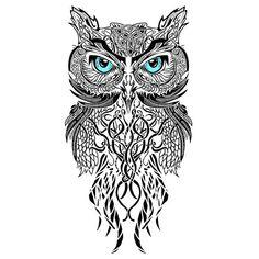 Cheap fake tattoo henna, Buy Quality flash tatoo directly from China tatoo sticker Suppliers: M-Theory Cool Temporary Makeup Fake Tattoos Henna Tatouage Body Art Tatuagem Tatto Flash Tatoos Sticker Swimsuit Makeup Tools Great Tattoos, Trendy Tattoos, Beautiful Tattoos, New Tattoos, Tattoos For Women, Tatoos, Small Owl Tattoos, Tribal Owl Tattoos, Geometric Owl Tattoo