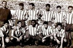 ATLÉTICO DE MADRID 1960-61
