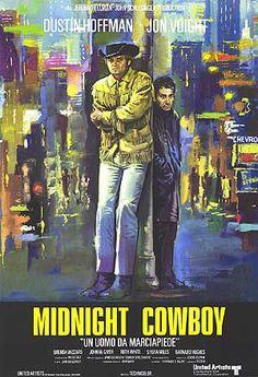 Midnight Cowboy 真夜中のカーボーイ (1969 USA)