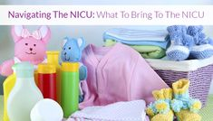 What should new parents pack for a stay at the NICU? *Printable Checklist* #NICU #NewParents #Checklist