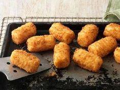 Découvrez la recette Croquettes de pomme de terre sur cuisineactuelle.fr.