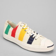 191397c7f Converse Jack Purcell Hudson Bay Mens Low-Top Sneaker