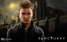 Robin Dunne as Will Zimmerman on Sanctuary