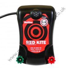 Hotline Red Kite Mains Powered Fence Energiser - £105.00 ex. VAT