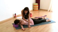 Therapeutic Vinyasa  Yoga for Upper Back Neck and Shoulders.