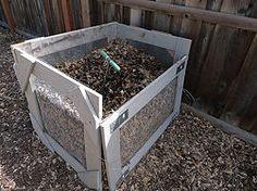 DIY compost bin  www.younghouselov...