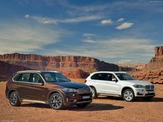 The 2014 is a big deal to BMW, but the SUV isn't nearly as big as one of its primary rivals, the SUV-of-the-Year-winning Mercedes-Benz GL. Mercedes Benz Gl, Bmw X5 2014, Lamborghini, Ferrari, Bmw X5 Sport, Nova Bmw, Bmw X Series, Bavarian Motor Works, Luxury Cars
