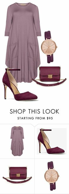 Maybe the dress a little longer, maybe not the watch, maybe not the purse, and maybe different shoes