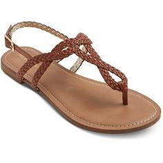 Women's Esma Braided Sandals found on Polyvore