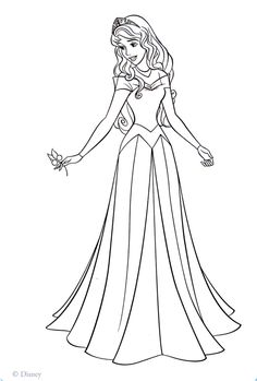 Pretty Photo of Coloring Pages Princess . Coloring Pages Princess Walt Disney Characters Images Walt Disney Coloring Pages Princess Disney Princess Aurora, Disney Princess Colors, All Disney Princesses, Disney Princess Pictures, Disney Colors, Disney Characters, Princess Art, Princess Rapunzel, Princess House