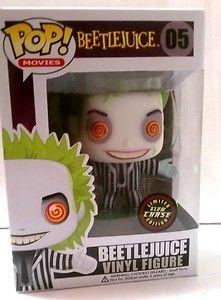 Funko Pop Movies: Beetlejuice Glow in The Dark Chase