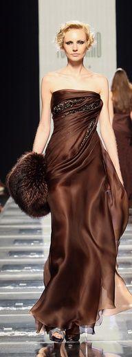 Tony Ward Haute Couture Fall Winter 2008/2009 Rome