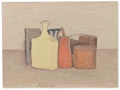 Giorgio Morandi, Natura morta, 1951 (Sotheby's)