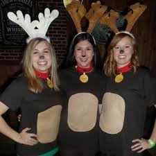 Resultado de imagen de handmade reindeer costume