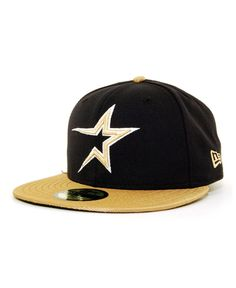 New Era Houston Astros Mlb Cooperstown 59FIFTY Cap