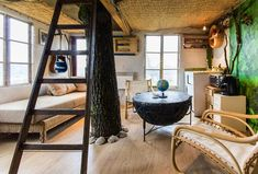 coolest treehouses on Airbnb