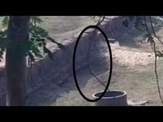 Real ghost caught on camera jumping in well !!! Ghost jump in well