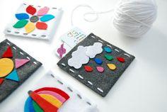 Image result for felt bag craft