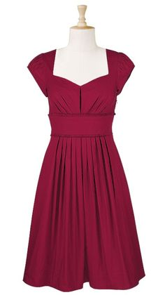 love this dress. ok for an apple shaped body?
