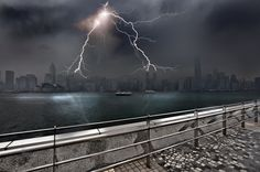 Bad weather by Giovanni Mirabueno on 500px