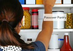 22 DAYS UNTIL PASSOVER     Tip #6 - Start Your Passover Food Shopping
