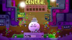 The story of Wuppo revolves around a little, ball-shaped creature known as a Wum who gets kicked out of their home after making a huge mess while eating some ice cream. Video Game Reviews, Film Strip, Ps4 Games, Xbox One, Videogames, Childhood, Presents, Collection, Gifts
