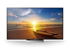 """Sony 55"""" 4K HD LED LCD Smart TV KD-55XD9305 in Sound & Vision, Televisions 