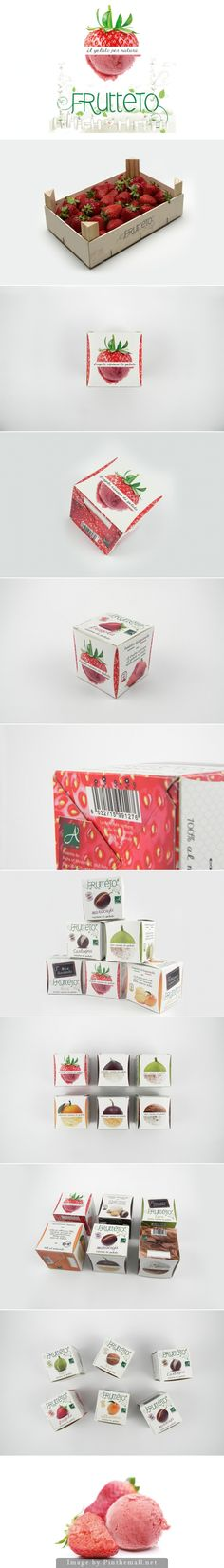 Frutteto Packaging by BasileADV